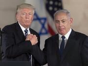 ترامپ قصد دارد با اسرائیل پیمان دفاعی ببندد