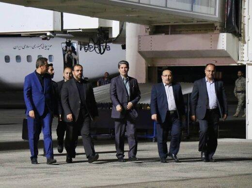 سفر معاون امور مجلس رئیسجمهور به آذربایجانغربی