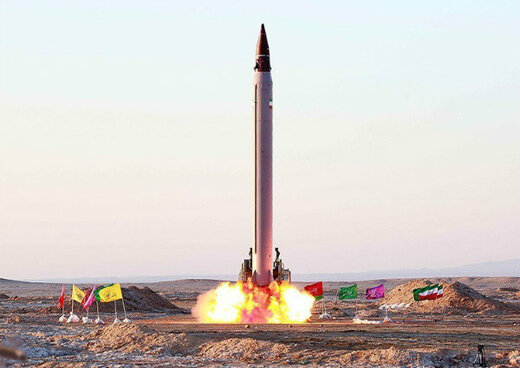 صابون این موشک ایرانی به تن داعش هم خورد/اسرائیلیها نگران قدرت موشکی ایران +تصاویر