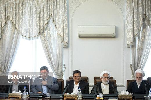جلسه شورای عالی اقتصادی با حضور سران قوا
