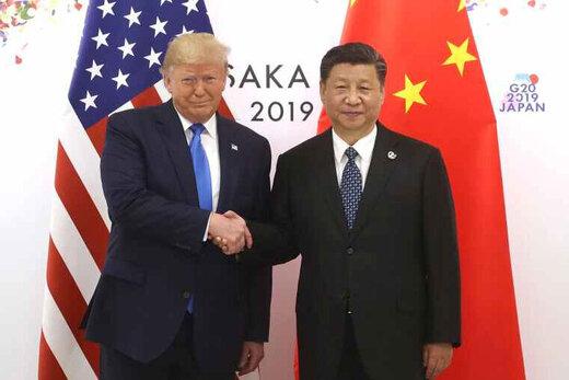 چراغ سبز چین به آمریکا