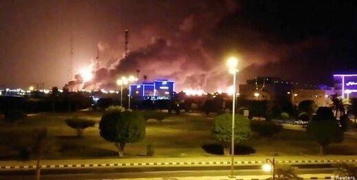 واکنش حامیان ائتلاف سعودی به حمله به تاسیسات نفتی آرامکو