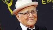 پیرترین برنده جایزه امی/ نورمن لیر در ۹۷ سالگی جایزه گرفت
