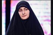 اینستاگرام صفحه دختر سردار سلیمانی را بست /  عکس