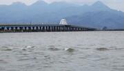مدیریت منابع آبی و نزولات آسمانی عامل افزایش تراز دریاچه ارومیه