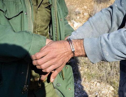 جزئیات دستگیری یک متخلف زیست محیطی در لرستان
