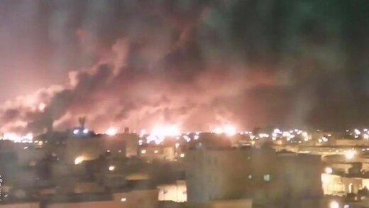 القوات اليمنية: منشآت أرامكو في مرمانا وقد نقصفها مجددا في أي لحظة