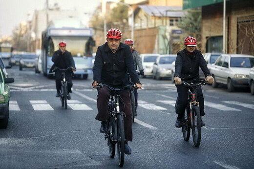 دلیل لغو دوچرخهسواری حناچی چیست؟