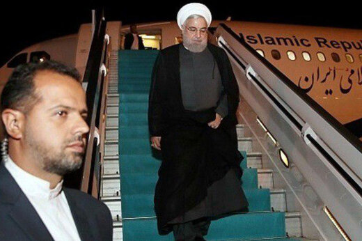 Iranian President Rouhani in Turkey for talks on Syria, regional issues