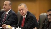 آمریکا اردوغان را تحریم کرد