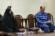 فیلم | شبنم نعمتزاده و امیر لشگریپور پای میز محاکمه