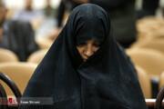 نخستین تصاویر از شبنم نعمتزاده در دادگاه