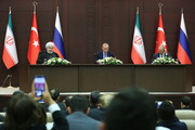 Tehran to host 6th Troika of Iran-Russia-Turkey