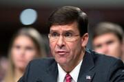 شاخ و شانه کشیدن وزیر دفاع آمریکا: از نظم بینالمللی در مقابل ایران دفاع میکنیم