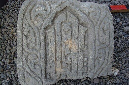 کاوش مسجد جامع عتیق اردبیل