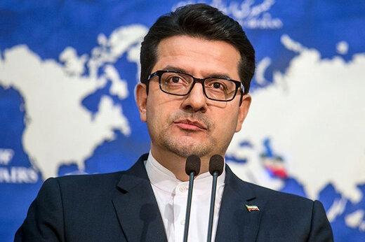 توضیح وزارت خارجه درباره حواشی حضور ظریف در مجلس
