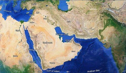 من بحر العرب الى المتوسط.. البوارج الاميركية في مرمى صواريخ الحرس الثوري +صور
