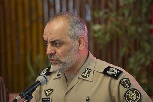 واکنش مقام بلندپایه ارتش به تهدیدهای هستهای اسرائیل علیه ایران