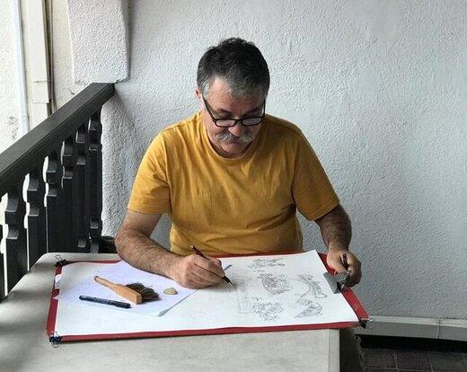 خاطرات دیدنی و شنیدنی یک کارگردان سینما از جنگ ایران و عراق