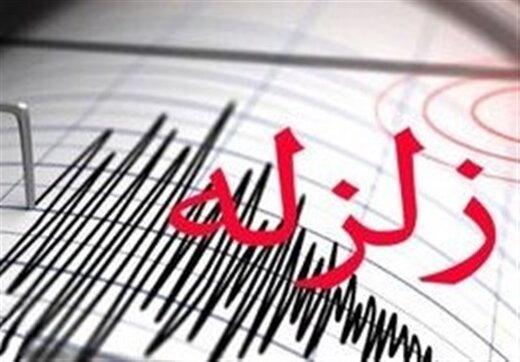 طارم زنجان با زمین لرزه ۴.۷ ریشتری لرزید