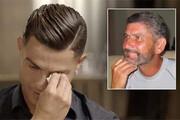 فیلم | ویدئویی که در یک برنامه تلویزیونی گریه کریس رونالدو را در آورد