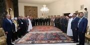 رئیسجمهور لبنان درباره «معامله قرن» فراخوان داد