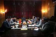 علاقه چین برای همکاری سینمایی با ایران