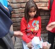 نجات معجزهآسای دختر ۶ ساله از میان شعلههای آتش