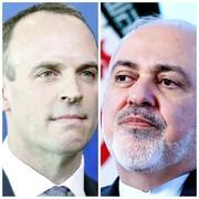 وزیر خارجه انگلیس با ظریف تلفنی گفتوگو کرد