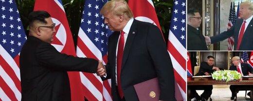 پاسخ ترامپ به سوالی درباره سفر به کره شمالی و دیدار با رهبر این کشور