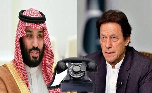 عمران خان و بن سلمان درباره حمله به آرامکو گفتوگو کردند