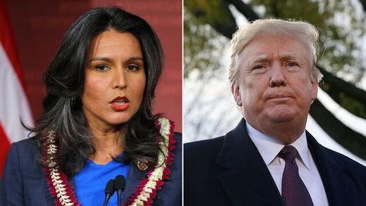 """نامزد دموکراتها: ترامپ آمریکا را به """"هرزهای برای عربستان"""" تبدیل میکند"""