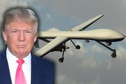 جدال ترامپ و سناتور جمهوریخواه درباره پهپاد ساقط شده آمریکا