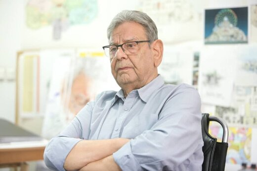 معمار ایرانی هنر شرقی را به دیزنیلند برد!