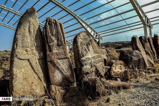 محوطه باستانی شهریئری