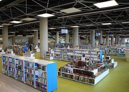 احداث باغ کتاب در دهکده باغستان کرج