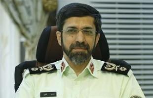 آمادگی کامل پلیس برای تامین امنیت زائران اربعین