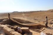 باستانشناسان آلمانی به ایران آمدند