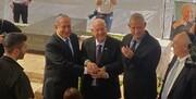 نتانیاهو و گانتز بهصورت غیررسمی دیدار کردند