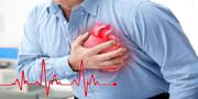 مرگ ۳۷ درصد مردم به خاطر حمله قلبی است