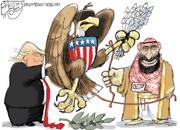 پرنده صلح عربستان را ببینید!