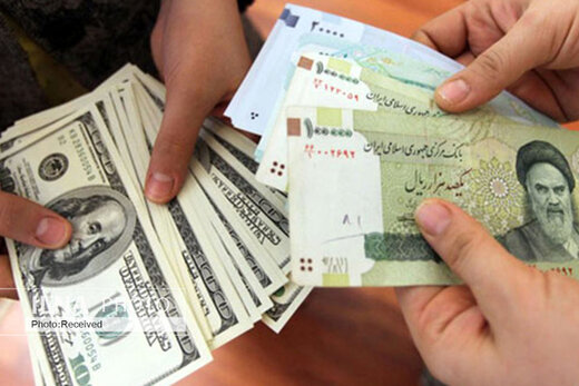 قیمت جدید دلار در اولین روز هفته