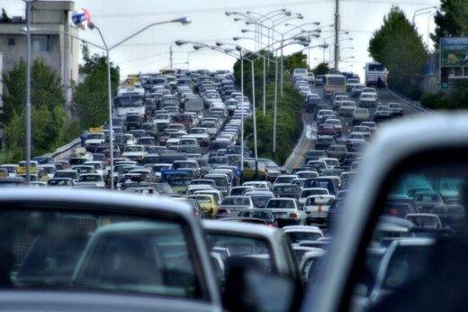 خودروهای تک سرنشین، گره ترافیک را کور میکنند
