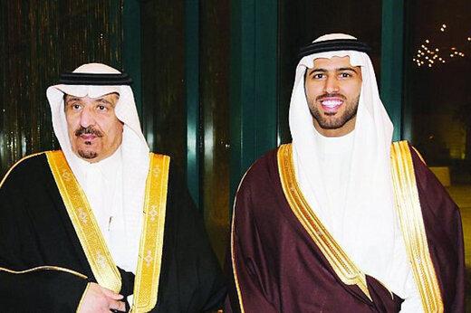 فیلم   پشیمانی شاهزاده سعودی از کُریخوانی برای ایران!