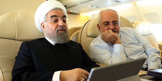 الرئيس روحاني سيتوجه يوم غد الاثنين الى نيويورك
