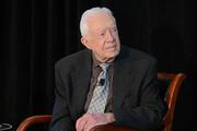 فیلم | جیمی کارتر 94 ساله و انتخابات ریاست جمهوری آمریکا!