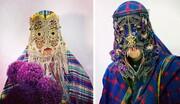 تصاویر | ماسک پارچهای؛ زنانی با چهرههای متفاوت!