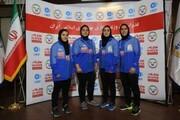 بازتاب اولین حضور زنان باحجاب ایران در وزنهبرداری قهرمانی جهان