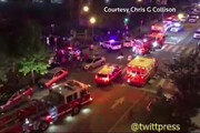 فیلم | یک کشته و ۵ زخمی در حادثه تیراندازی نزدیک کاخ سفید