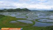تصاویر | جزیره های شناور هندی!